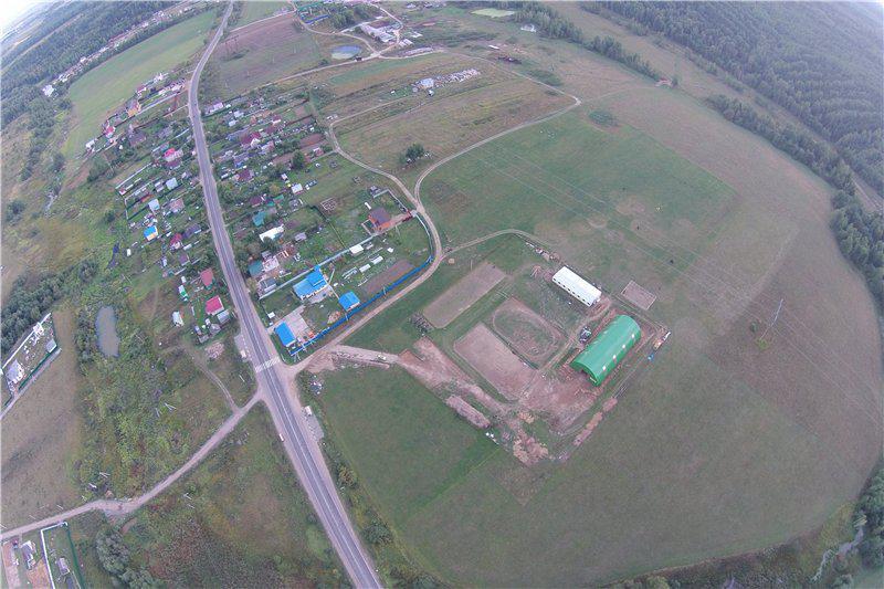 КК в посёлке Свистуха